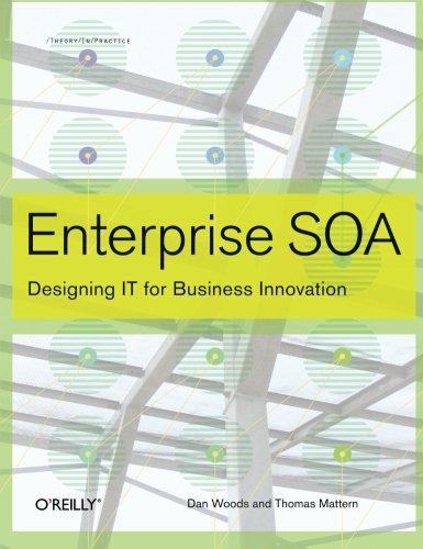 9780596102388: Enterprise SOA: Designing IT for Business Innovation