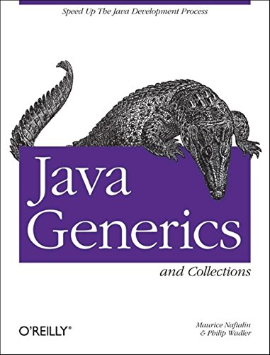9780596102470: Java Generics and Collections