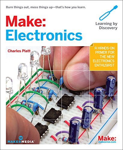 9780596153748: Make: Electronics (Learning by Discovery)