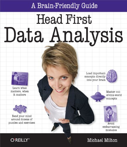 9780596153939: Head First Data Analysis: A learner's guide to big numbers, statistics, and good decisions