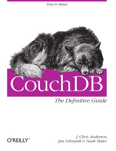 9780596155896: CouchDB: The Definitive Guide