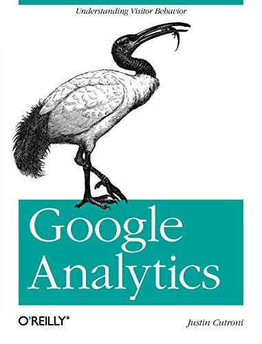 9780596158002: Google Analytics