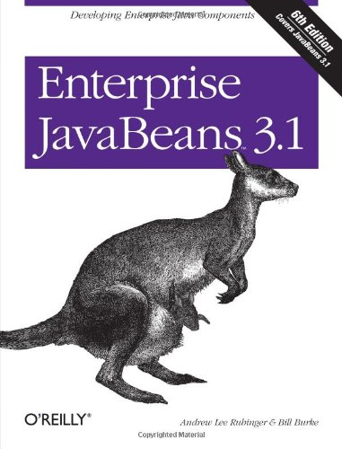 9780596158026: Enterprise JavaBeans 3.1