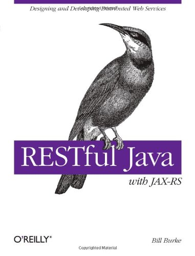 9780596158040: RESTful Java with JAX-RS