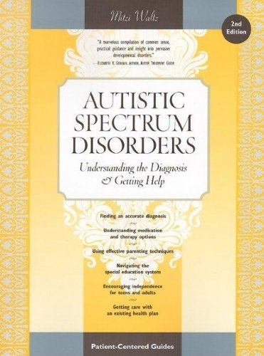 9780596500139: Autistic Spectrum Disorders: Understanding the Diagnosis and Getting Help