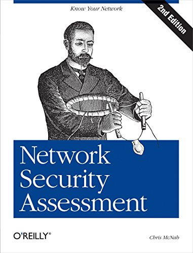 9780596510305: Network Security Assessment: Know Your Network