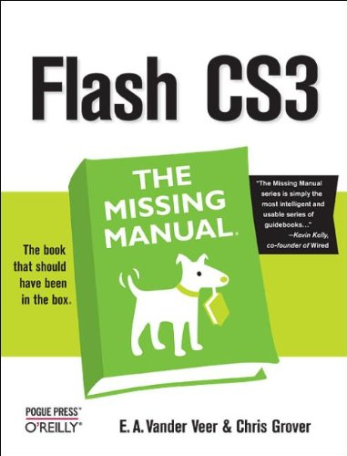 9780596510442: Flash CS3: The Missing Manual