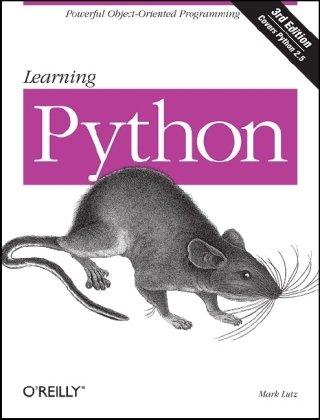 9780596513986: Learning Python