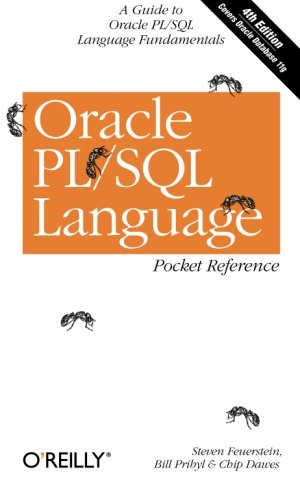 9780596514044: Oracle PL/SQL Language Pocket Reference
