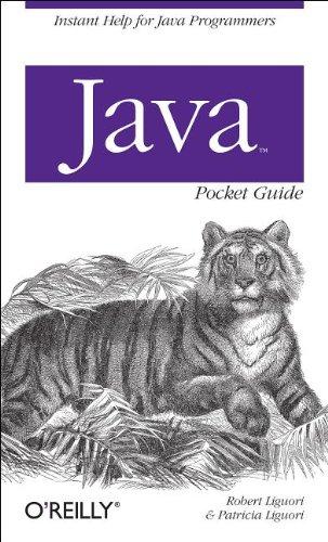 9780596514198: Java Pocket Guide