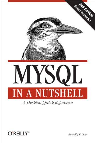 9780596514334: MySQL in a Nutshell