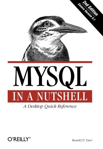 9780596514334: MySQL in a Nutshell (In a Nutshell (O'Reilly))
