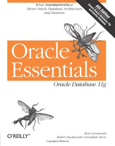 9780596514549: Oracle Essentials: Oracle Database 11g