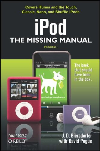 9780596514914: iPod: The Missing Manual