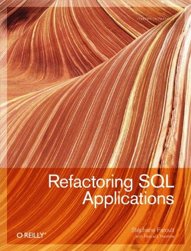 9780596514976: Refactoring SQL Applications