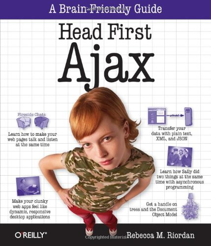 9780596515782: Head First Ajax