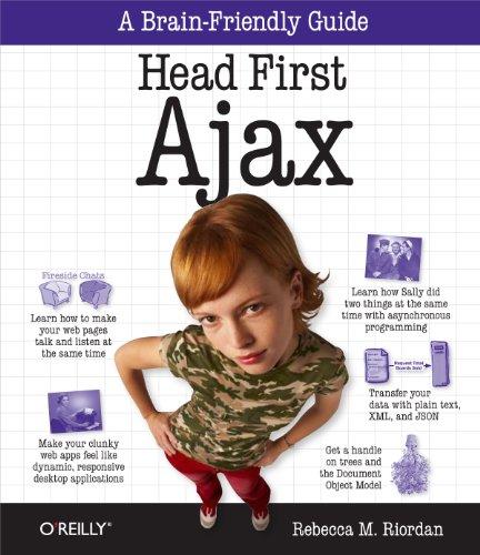 9780596515782: Head First Ajax