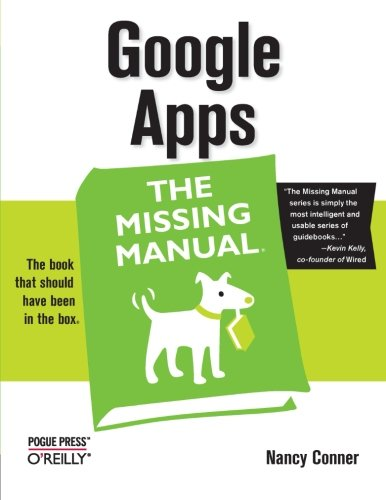 9780596515799: Google Apps: The Missing Manual