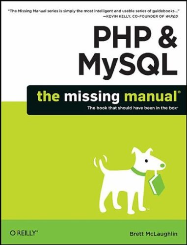 PHP & MySQL: The Missing Manual (0596515863) by Brett McLaughlin