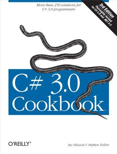 9780596516109: C# 3.0 Cookbook