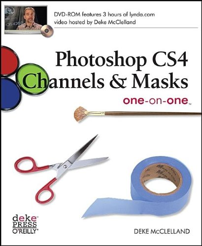 9780596516154: Photoshop CS4 Channels & Masks One-on-One