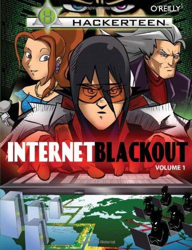 9780596516475: Hackerteen: Volume 1: Internet Blackout