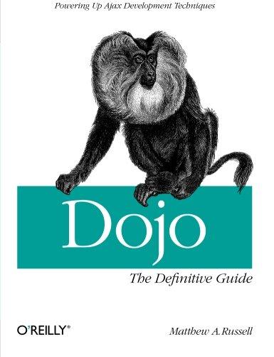 9780596516482: Dojo: The Definitive Guide