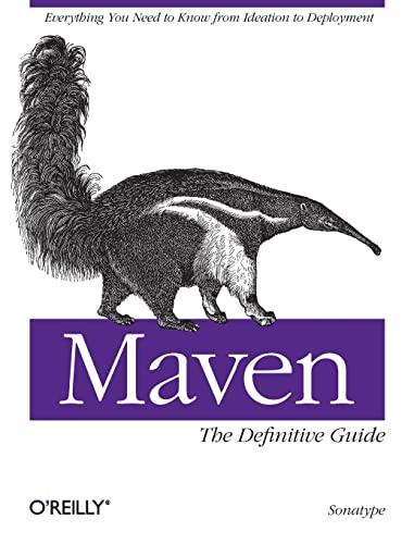 9780596517335: Maven: The Definitive Guide