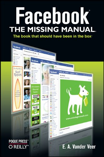 9780596517694: Facebook: The Missing Manual