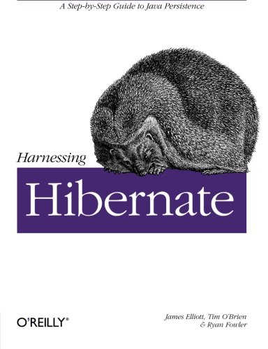 9780596517724: Harnessing Hibernate: Step-by-step Guide to Java Persistence