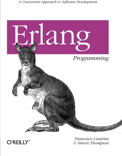 9780596518189: Erlang Programming: A Concurrent Approach to Software Development