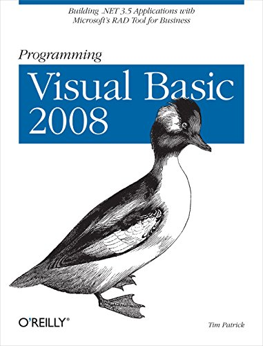 Programming Visual Basic 2008: Build .NET 3.5: Patrick, Tim