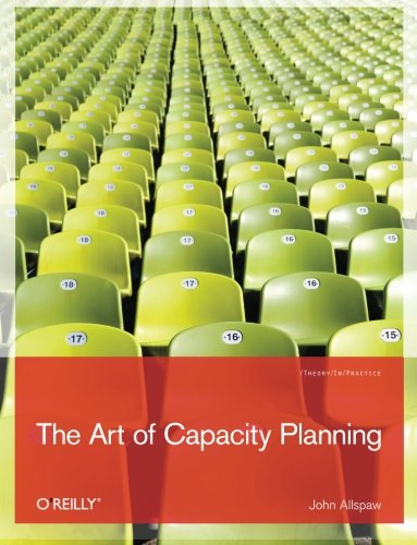 9780596518578: The Art of Capacity Planning: Scaling Web Resources
