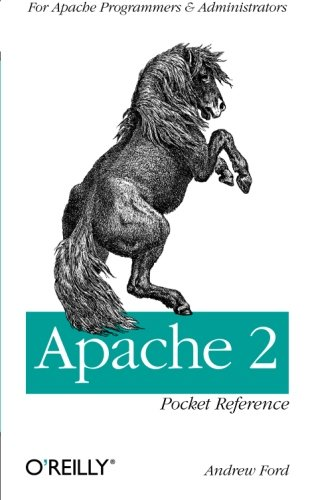 9780596518882: Apache 2 Pocket Reference: For Apache Programmers & Administrators: For Apache Programmers and Administrators (Pocket Reference (O'Reilly))