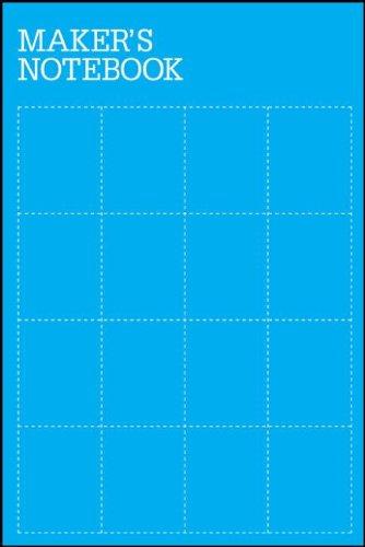 9780596519414: Maker's Notebook