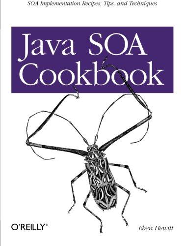 9780596520724: Java SOA Cookbook