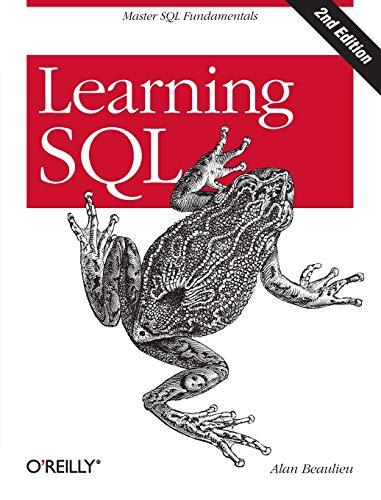 9780596520830: Learning SQL