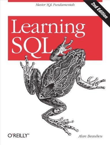 9780596520830: Learning SQL: Master SQL Fundamentals