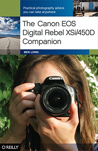 9780596520861: The Canon EOS Digital Rebel XSi/450D Companion