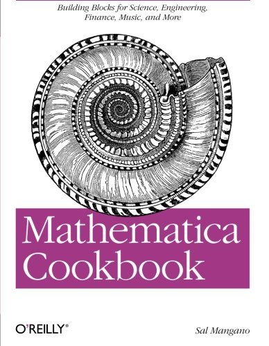 Mathematica Cookbook: Building Blocks for Science, Engineering,: Salvatore Mangano