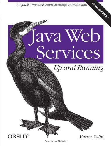 9780596521127: Java Web Services: Up and Running