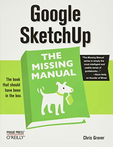 9780596521462: Google SketchUp: The Missing Manual