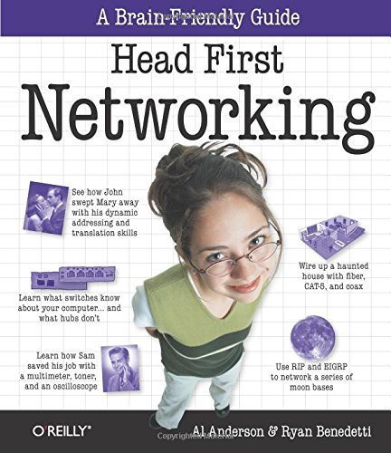 9780596521554: Head First Networking (Brain-Friendly Guides)
