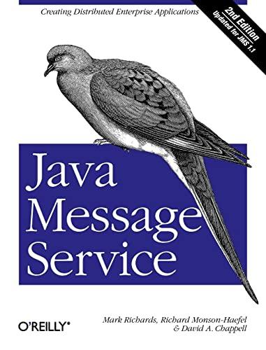 9780596522049: Java Message Service