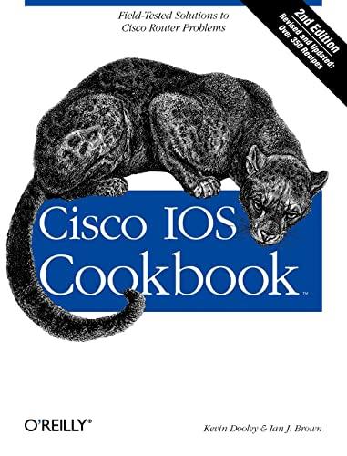 9780596527228: Cisco IOS Cookbook