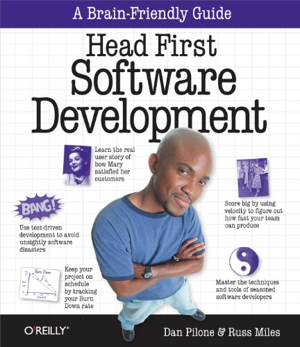 9780596527358: Head First Software Development