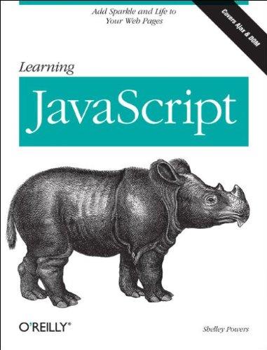 9780596527464: Learning JavaScript