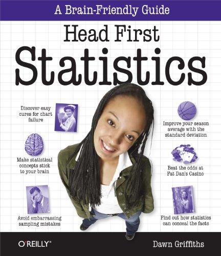9780596527587: Head First Statistics
