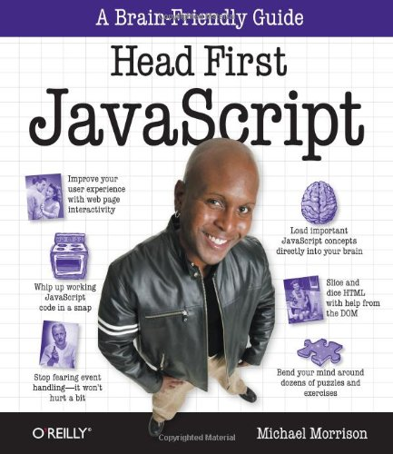 9780596527747: Head First JavaScript