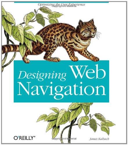 9780596528102: Designing Web Navigation